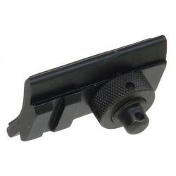 Swivel Stud Picatinny Slot Adaptor Kit Bipod Adapter Weaver Rail Slot Sling Stud