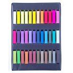 NEW DIY Non-toxic Temporary Hair Chalk Dye Soft Pastels Salon Kit 36 Short