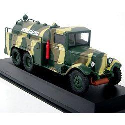 IXO/altaya 1/43 BZ-35/ZIS-6 tanker RKKA Karelia(USSR)Truck Van Diecast Car Model