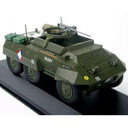 IXO/altaya 1/43 M20 Armored Utility Car PASSY APCs Diecast Car Antiaircraft Tank