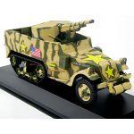 IXO/altaya 1/43 M3 75mm GMG 1st Armored Division Souk el Khemis Diecast Car Tank