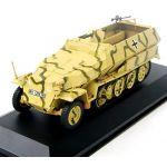 IXO/altaya 1/43 Sd.Kfz.251/1 Ausf.C 4.Pz.Div Kursk(USSR)Armored APCs Diecast Car