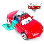 Mattel Disney Pixar Cars 1/55 Diecast Car Toy Vehicle Waiter McQueen TAXT Racers