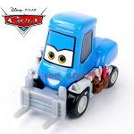 Mattel Disney Pixar Cars 1/55 Diecast Car Toys Vehicle Blue Forklift Racers