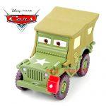 Mattel Disney Pixar Cars 1/55 Diecast Car Toys Vehicle Sergeant Jeep Racers