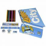 Manchester City FC Ultimate Stationery Set