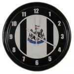 Newcastle United FC Wall Clock