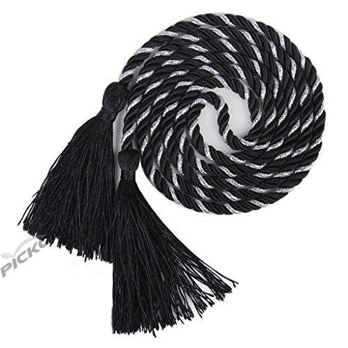 1 Pair of Curtain Tiebacks Tie Backs Tassel Rope Living Room Bedroom Decoration 135CM
