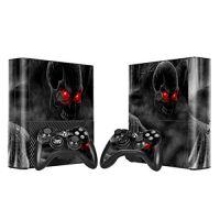 TOP Adhesive Skin Cover Protect XBOX 360E Console & Controller YH-Xbox360E-041