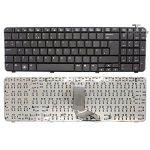 Uk layout keyboard for hp compaq presario cq61-223sa black