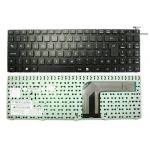 New T100 T200 ADVENT MONZA English Laptop Keyboard Matte Black No Frame