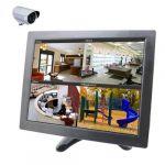 Sourcingbay 10.1inch Cctv TFT LCD Monitor Av Hdmi Bnc Vga Input