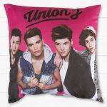 Union J cushion
