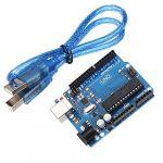Arduino-Compatible R3 UNO ATmega16U2 AVR USB Board