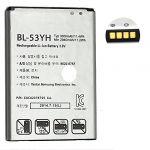 High Capacity LG G3 D830 D850 D855 VS985 BL-53YH Li-ion 3000 mAh Battery