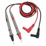 Digital Multimeter 1000V 10A Test Lead Cable Probe 2 Pcs