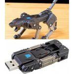 16GB USB Flash Memory Drive Stick Transformers Style