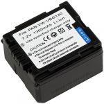 VW-VBG130 Battery for Panasonic SDR-H20, SDR-H28, SDR-H29, SDR-H40, SDR-H41, SDR-H48, SDR-H58, SDR-H59, SDR-H60, SDR-H68, SDR-H80, SDR-H80K, SDR-H90, SDR-H250, SDR-H258