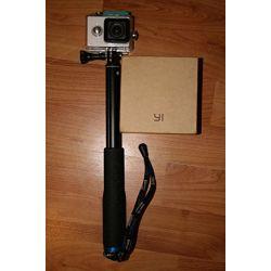 Original Xiaomi yi Camera Xiaoyi Action Sport Camera 16MP 4608X3456 1920x1080p WIFI Bluetooth 4.0 Standard Edition (White)