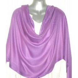 Purple Pashmina style shawl / scarf / Wrap