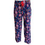 Mens Pyjamas Marvel Cartoon Lounge Wear Lounge Bottoms Pants Trousers Gym (L, Captain America)