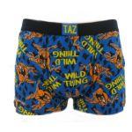 Taz Wild Thing Men's 1 Pair Boxer Shorts Trunks Size XL
