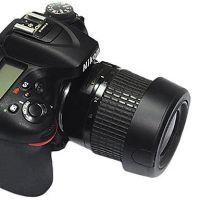 LY Sidande STD HB-18 AF Lens Hood for Nikon 28-105mm f/3.5-4.5D Len