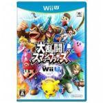 Nintendo 任天堂明星大亂鬥 Wii U 大乱闘スマッシュブラザーズWii U Super Smash Bros. Wii U